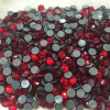 Red Light Siam Hot Fix Rhinestones
