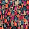 Silk Velvet Burn out Print