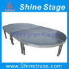 Portable Stage Fashion Stage Transparent Stage Wedding Stage