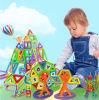 Wholesale 3D Educaional Magnetic Kids DIY Toys