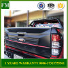 ABS Plastic Rear Door Sill Plate for Ford Ranger T6 T7 2012+