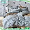 Blue Cotton Check Cheap Hotel Cotton Bedding
