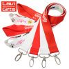 Make One Custom Plain Sublimation Blank Lanyards Material