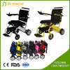 Customized Colors Outdoor Mini Pedal Power Wheelchair