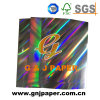 High Grade Lamination Holomgram Matallized Paper for Wrapping