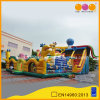 Undersea Animal Inflatable Bouncy Playground with Slide (AQ13200)