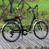 New Design Green City Ebike with Pedal