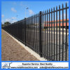 Black Powder Coated Wrought Iron Fence Panels