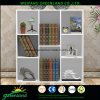 Morden Wood Panels Storage Cabinet