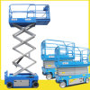Gtjz Series Mobile Scissor Lifting Platform with Anti-Skid Table
