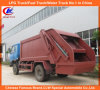 130HP 170HP Heavy Duty Dongfeng 4*2 Garbage Truck