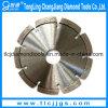 China Diamond Tile Saw Blade for Dry Used