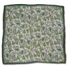 Lady Silk Chiffon Square Fashion Printed Scarf (YKY4134)