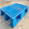 2-Way Entry Single Side Plastic Pallet Display From Factory (ZC-P002)