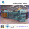 New Hydraulic Horizontal Cardboard Baler with Automatic System