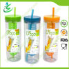 24oz Customized Fruit Infusion Water Bottle with Straw (IB-A2)