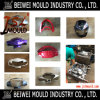 Injection Plastic Motorcycle Parts Mould
