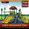 CE Interesting Design Kids Outdoor Plastic Playground (X1436-9)