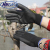 Nmsafety 13G Polyester Black PU Coated Glove