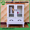Wood Living Room Furniture Storage Cabinet (W-CB-419)