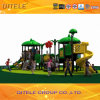 Veggie House Series Children Outdoor Playground Equipment with Slide (2014SG-16101)