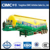 Dry Bulk Cement Trailer Supplying Pakistan Market