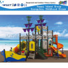 Outdoor Playground Pirate Ship Kids Slide Playsets HD-Tsn003