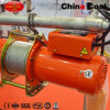 18 Years OEM History Mini Electric Cable Wire Hoist Winch