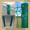 Residential 3D Welded Wire Mesh Fence for Garden (DEK-WFP)