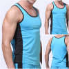 Men's Sleeveless Muscle Vest Athletic Sports Shirts