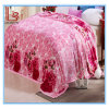 Wholesale Winter Good Quality 1 Ply Thick Warm Bedroom Sheet Flange Flannel Blanket Bed Cover Coral Fleece Blanket
