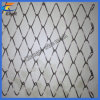 Hot Dipped Galvanized Temporary Construction Chain Link Wire Mesh