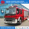 Cccf Certificated Isuzu 4X2 Fire Fighting Truck Water Tank Truck