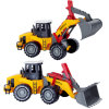 Friction Plastic Truck, Plastic Toy Truck, Toy Construction Truck