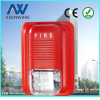 Indoor Fire Alarm Horn Strobe Flashing Alarm