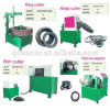 Waste Tyre Recycling Plant /Rubber Powder Producing Line