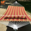 Double Wide Outdoor Patio Cotton Hammock