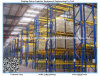 Warehouse Metal Storage Beam Racking, Heavy Duty Rack