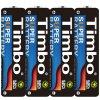 Eco-Friendly 4PCS Blister Card 1.5V AA Dry Battery