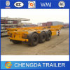 2016 Best Prices 40FT Skeleton Trailer Container Semi-Trailer
