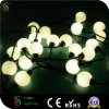 Round Ball Color Changing Outdoor Christmas LED String Light