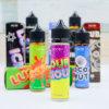USA Vgod E-Liquid, E-Juice, Vape Juice, Vaporizer Juice. Contain No Diacetyl