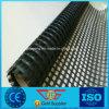 Glass Fiber Woven Geogrid 100kn/100kn ASTM D 5261