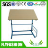 Good Quality Wooden and Metal Drafting Table (SF-08T)