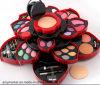 2017 Hot Retractable Magic Makeup Palette Included Eyeshadow Lip Cream Blush Powder Mascara etc