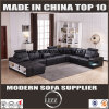High Quality Genuine Leather Sectional for Contemporary Living Room