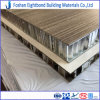 Wood Color Formicate Laminate Honeycomb Core Panel for Ship Decoration