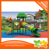 Funny Mini Outdoor Playground Plastic Tube Slide for Children