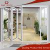 Power Coated Double Glass Aluminium Profile Bi-Folding Door