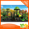 Outdoor Commercial Playground Equipment Park Facility Plastic Slides for Children